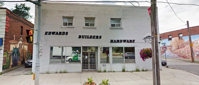 About Edwards Builders Hardware