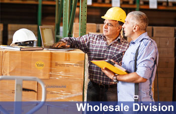 Edwards Builders Hardware Wholesale Division
