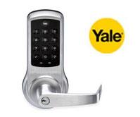 YALE Standalone Electronic, keyless lock, NTB-610-NR-AU 626