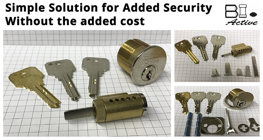Simple Solution for Added Security Without the added cost from BI-Active