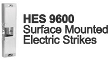 HES 9600 Series Electric Strikes
