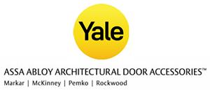 YALE, ASSA ABLOY Architectural Door Accessories Logo