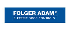 Folger Adam Electric Door Controls